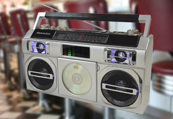 CD Players & Boomboxes